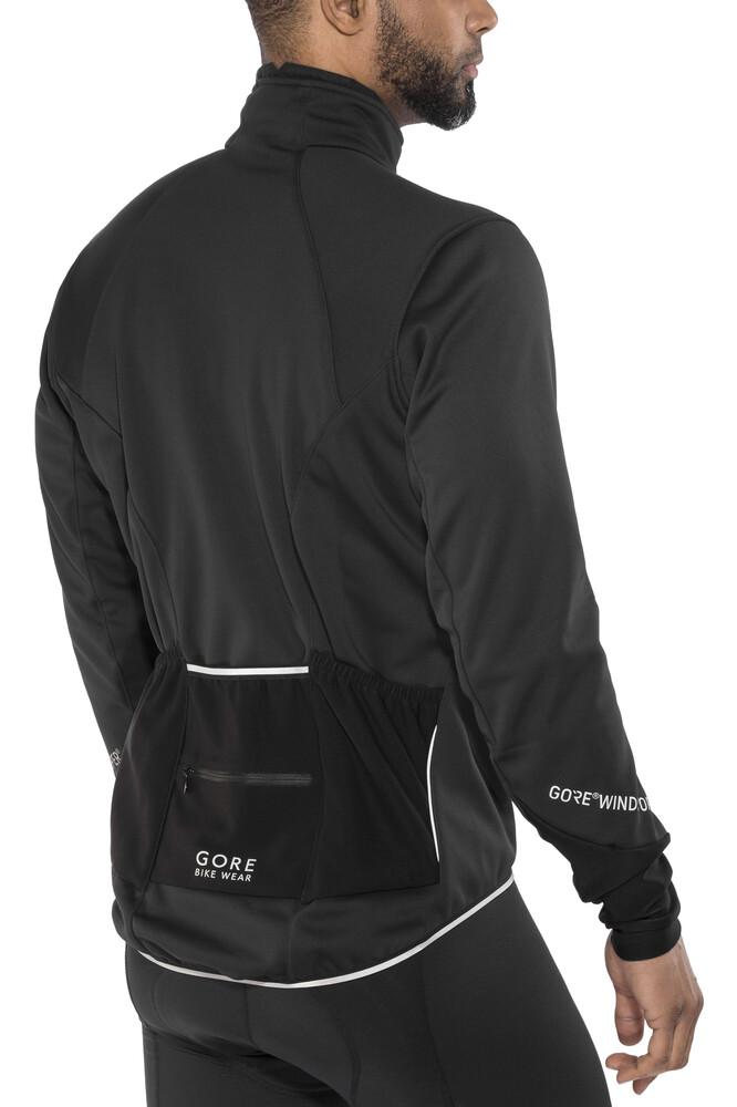 Gore Bike Wear Chaussures Noires Avec Fermeture Éclair Pour Les Hommes gFOjyP7Zw2